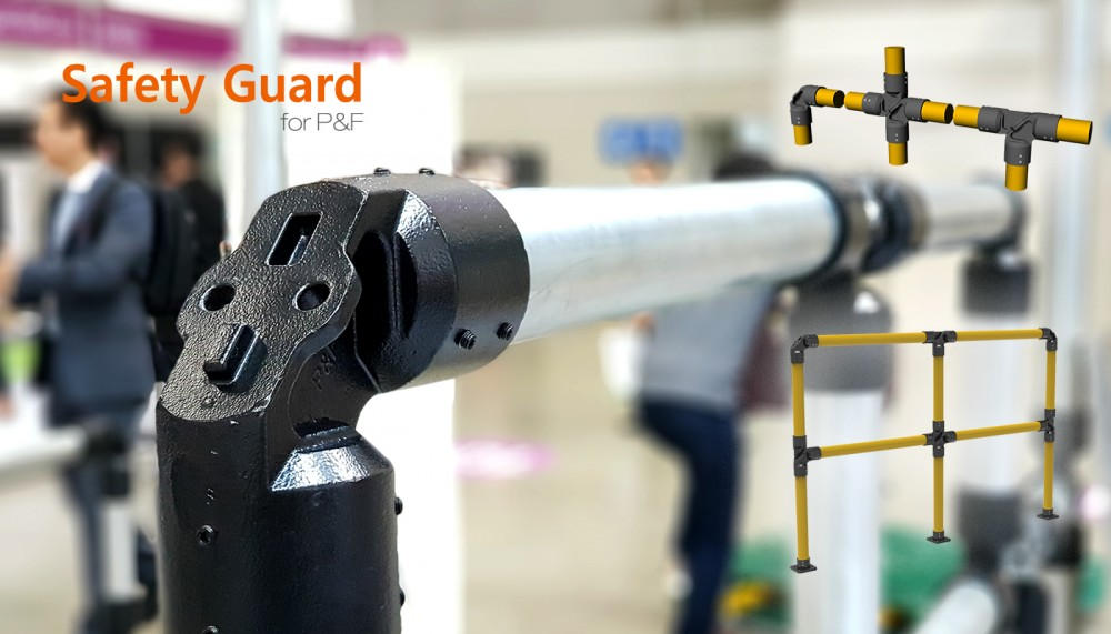 Safety Guard for P&F