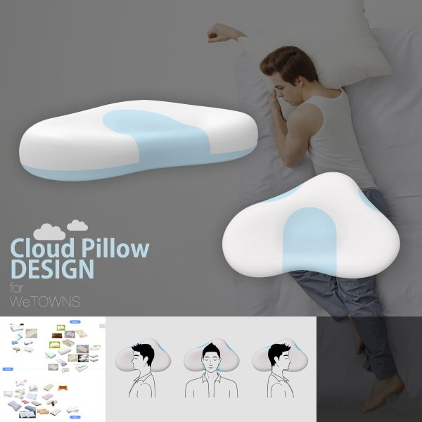 1200_Cloud Pillow