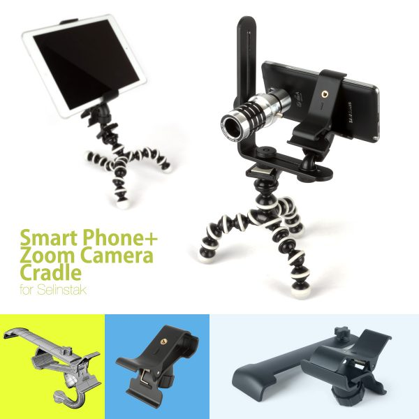 Zoom Camera Cradle