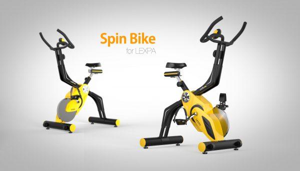 LEXPA_Spin Bike