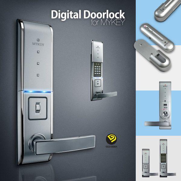 1200_DigitalDoorlock_MYKEY2
