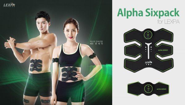 Alpha Sixpack for LEXPA