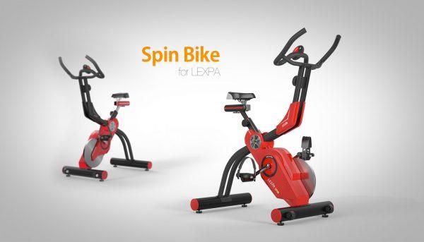 LEXPA_Spin Bike2