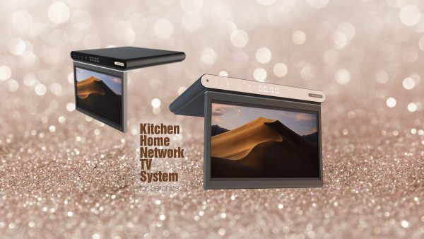 Kitchen TV for Seronics