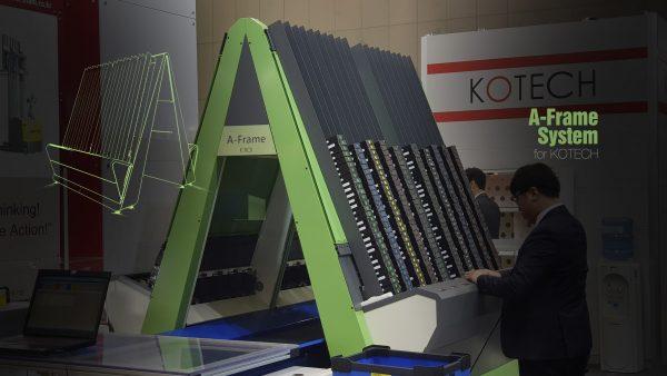 A-Frame System for KOTECH