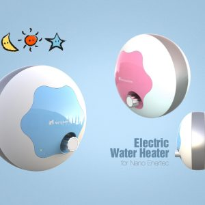 Electric Water Heater for Nano Enertec