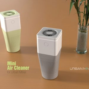 Mini Air Cleaner for Urban Miner