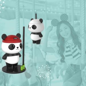 Fu Bao souvenir Design for SAMSUNG